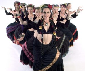 Historia de la danza del Vientre