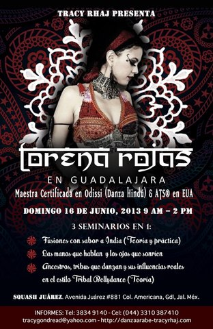 Lore Rojas Bailarina