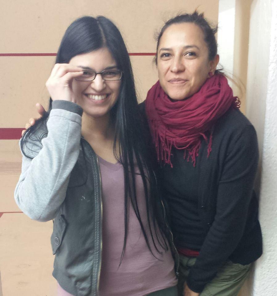 Tracy & Pedagoga en Danza, Mireya Martinez Solis