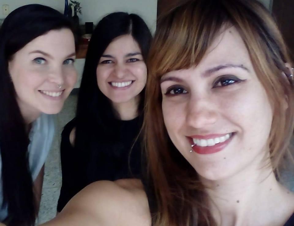 Josefine Wandel, Tracy & Rocio Sepulveda