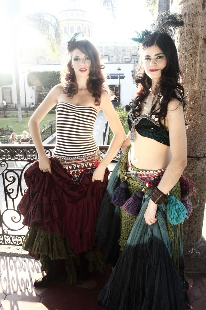 Karla Padilla & Tracy Rhaj